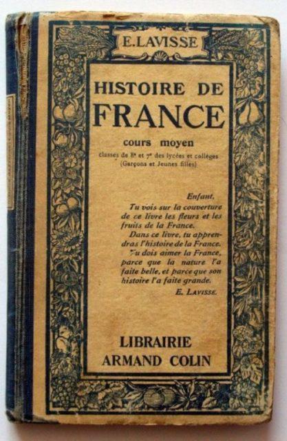 Histoire de France-cours moyen