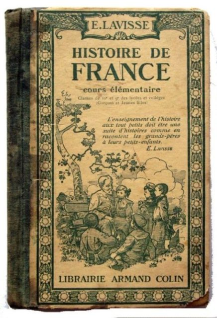 Histoire de France-cours élémentaire