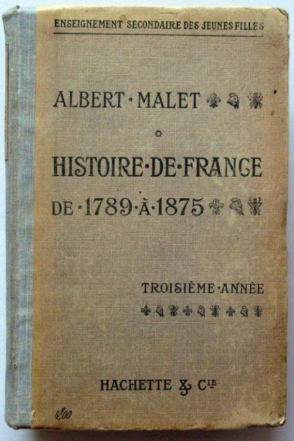 Histoire de France - 1789 à 1875