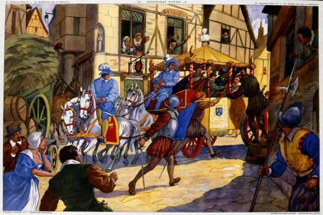 Assassinat d'Henri IV