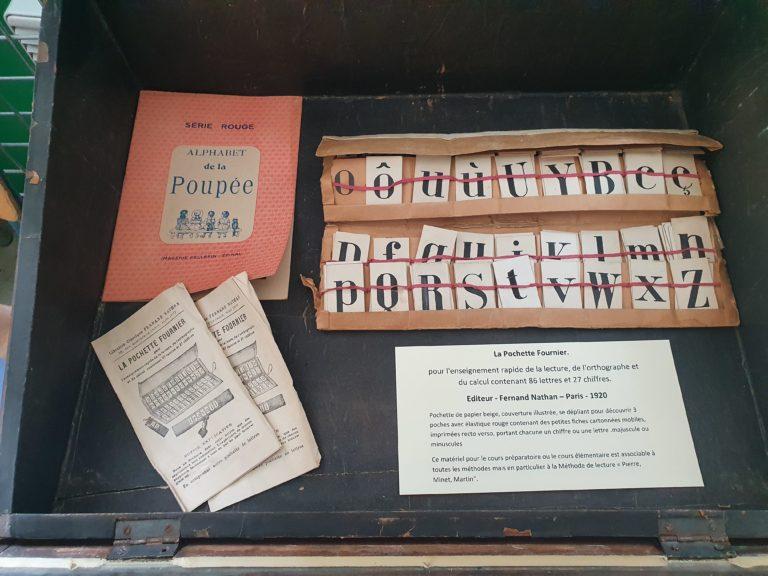 1920 La pochette Fournier pour apprendre à lire