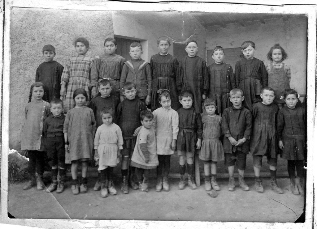 1923 Ecole de Saint-Antoine - classe unique