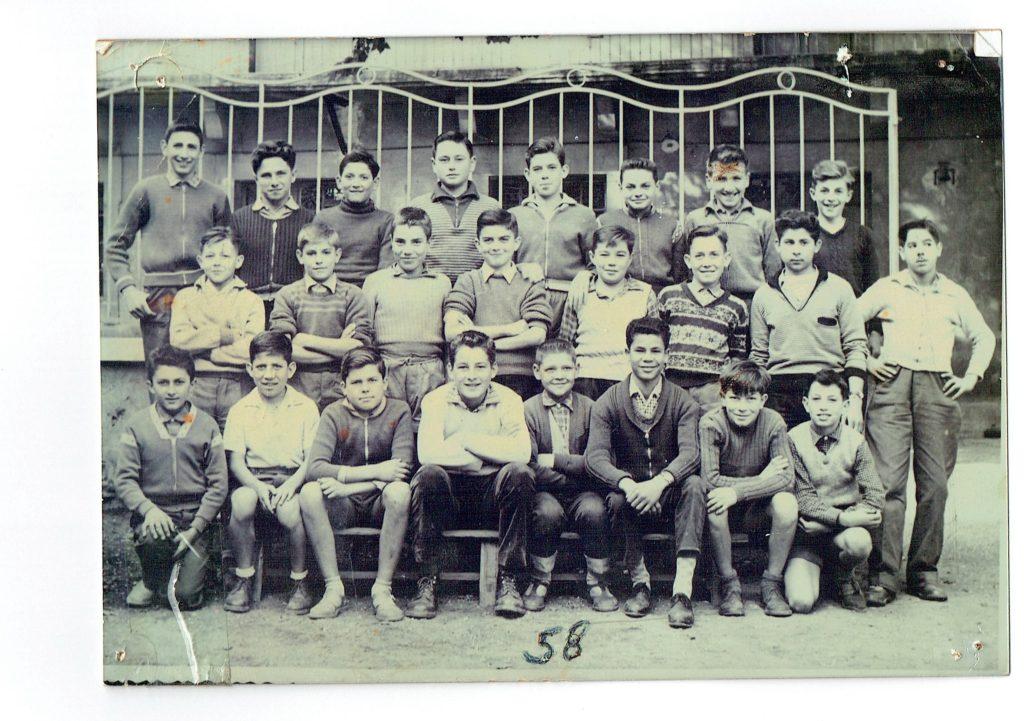 1958 Ecole de garçons