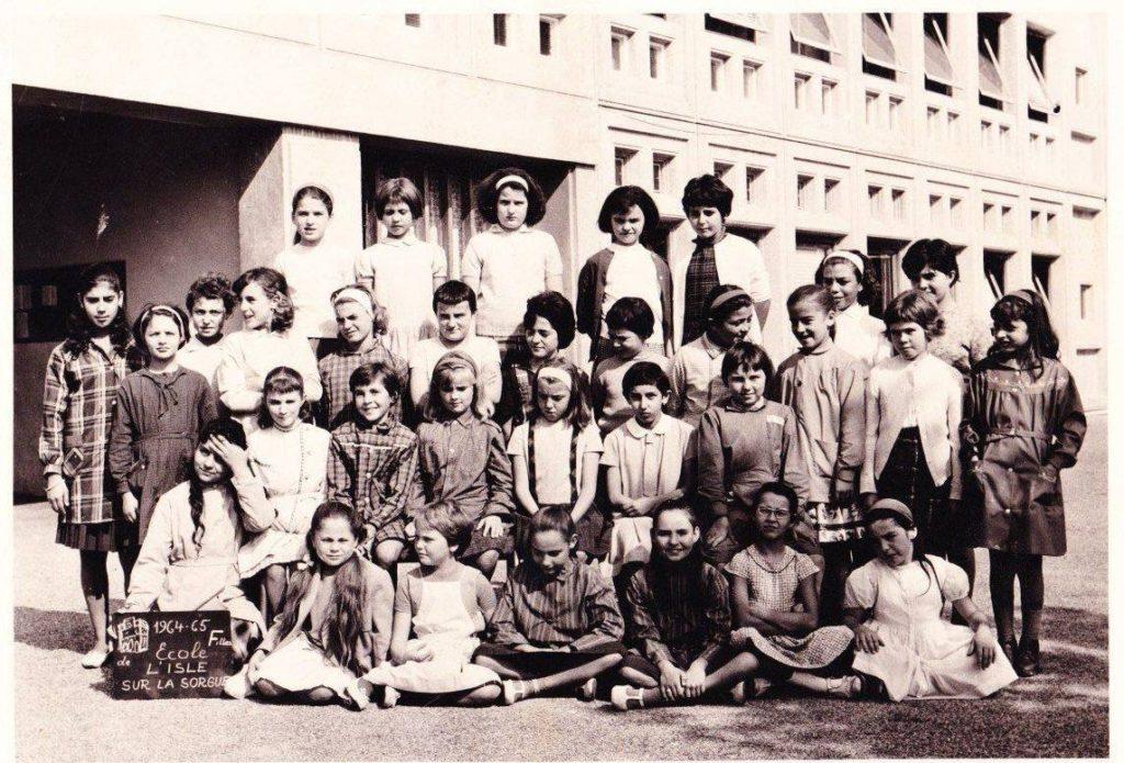 1964 Mourna filles
