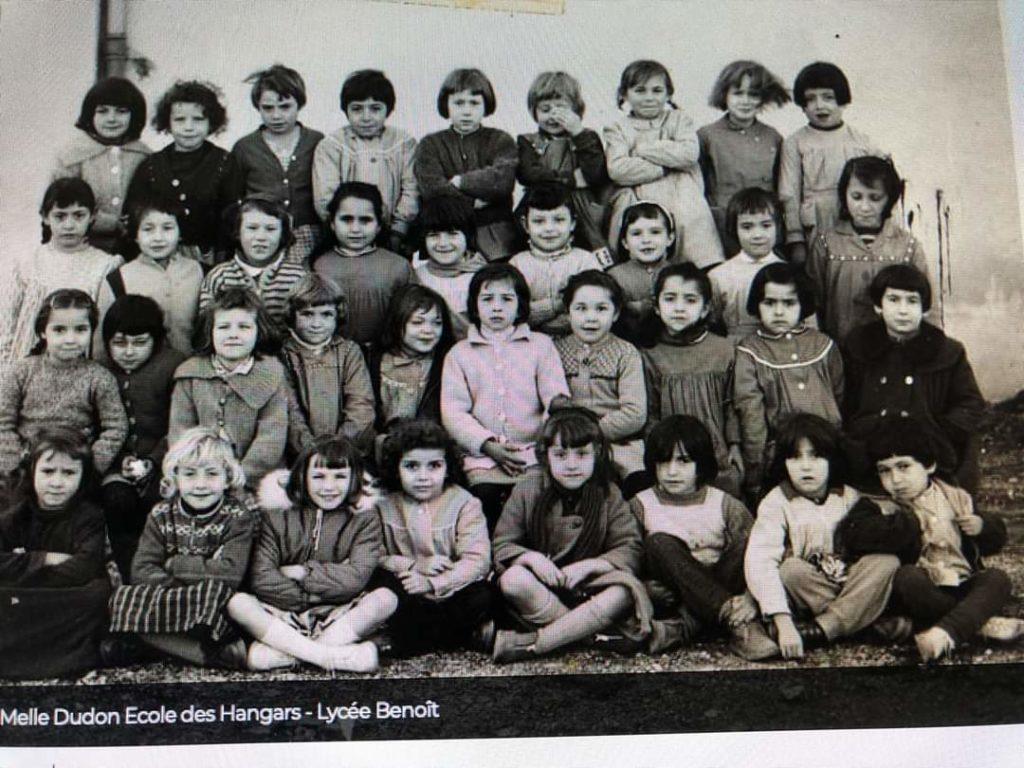 Ecole des hangars au Lycée Benoit