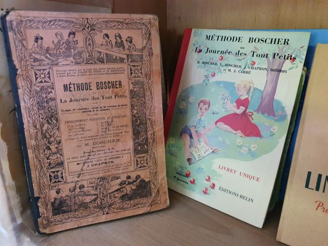 La méthode Boscher - édition de 1936 - édition de 1987